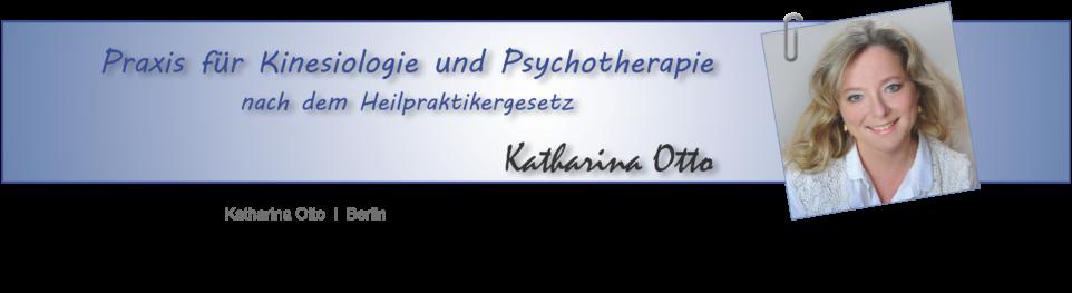 Heilpraxis für Kinesiologie und Psychotherapie